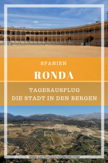 1 Tag in Ronda - Ein Tagesausflug in die Berge Andalusiens