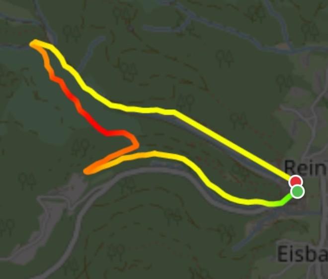 Trekking Kombitour in Rein