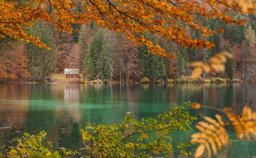 Herbst: Wanderung Laghi di Fusine – Indian Summer inItalien