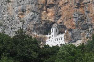 Kloster Ostrog - Manastir Ostrog