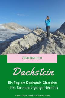 Ein Tag am Dachstein Gletscher - Sonnenaufgangsfrühstück, Treppe ins Nichts, Hängebrücke, Eispalast und kleiner Gjaidstein. Inklusive Panoramagondel.