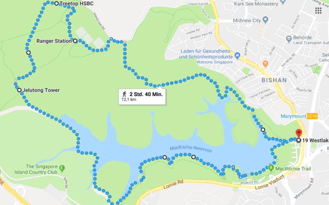 Nature Trail + TreeTop Walk