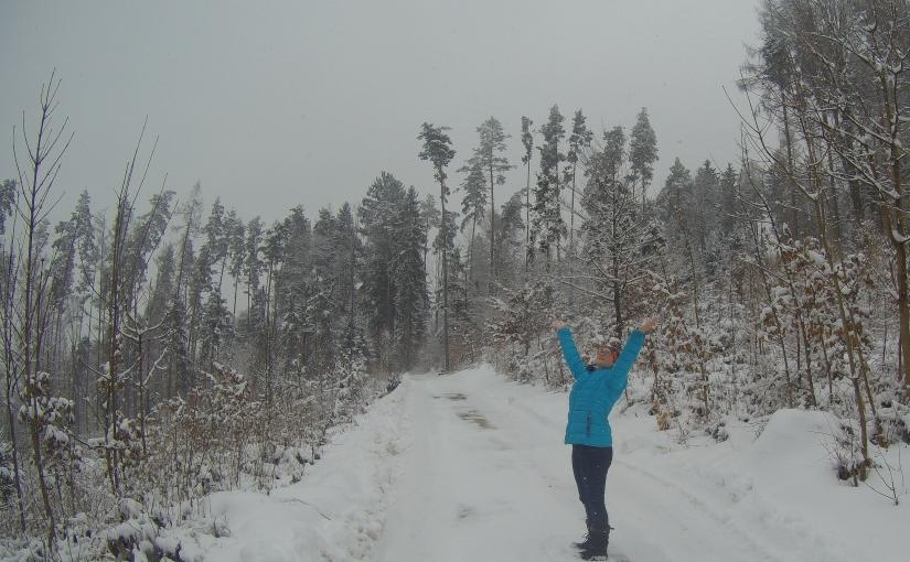 Winterrückblick 2017/18 – Schnee, Yoga & wenn Träume wahrwerden
