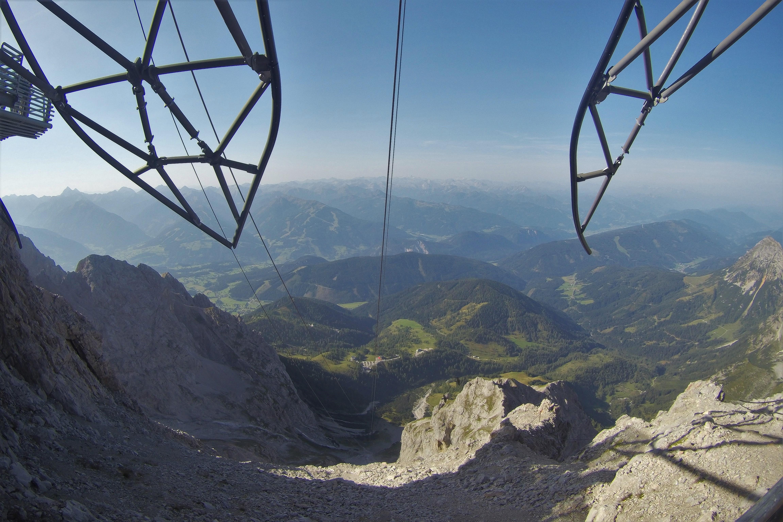Panoramagondel Dachstein Gletscher