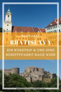 Wochenende in Bratislava & Wien - Schifffahrt & Sightseeing