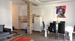 Apartment Kotor - Wohnzimmer