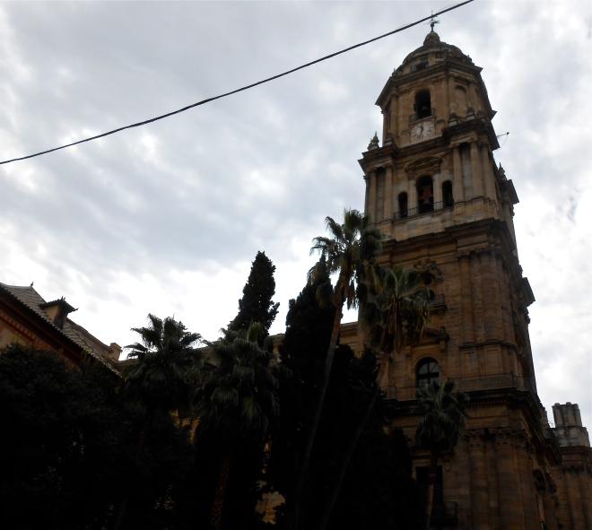 Kathedrale Málaga