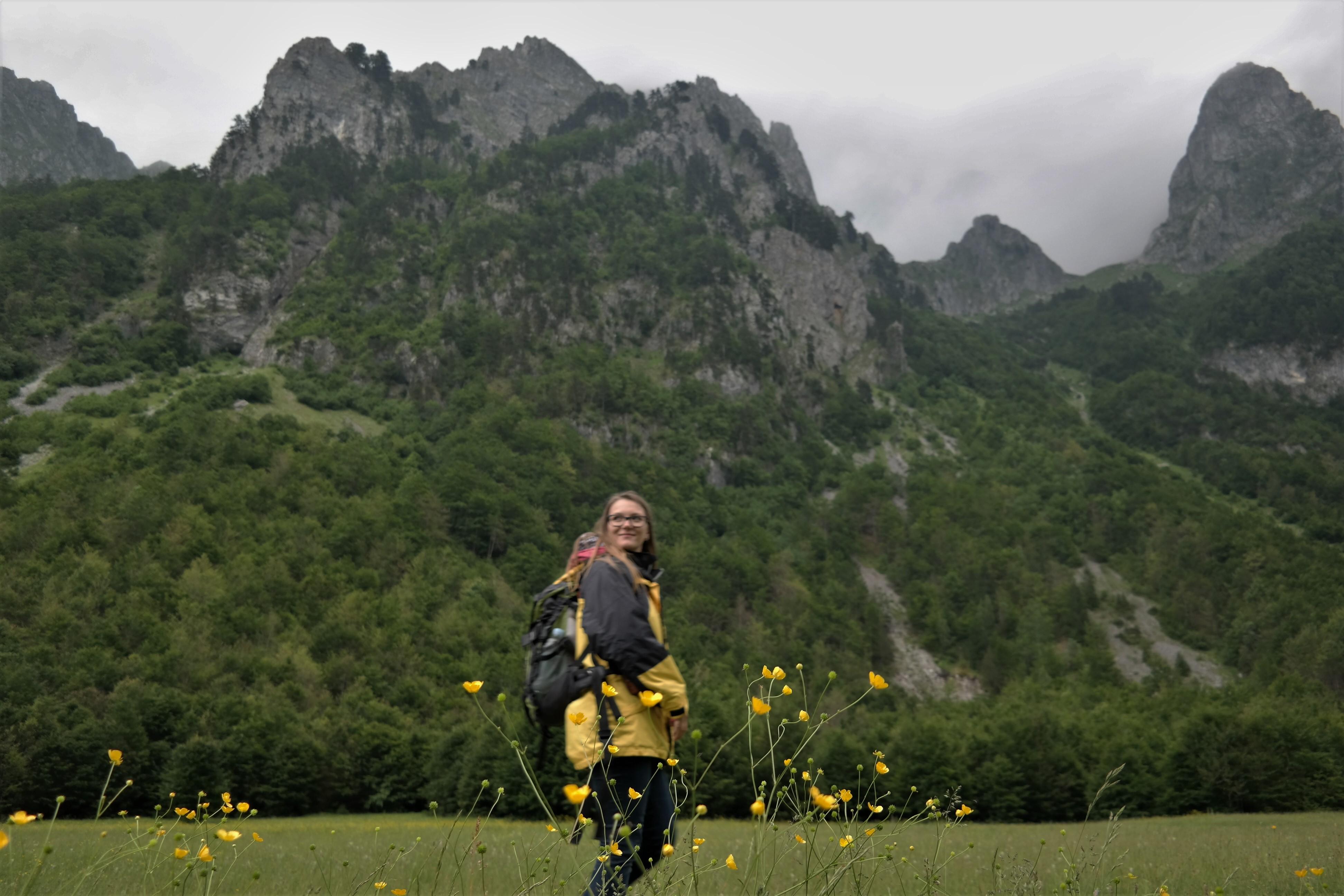 Grebaje Tal - Prokletije Nationalpark