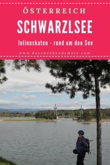 Inlineskaten rund um den Schwarzlsee - Ein super Ausflugstipp für den Frühling südlich von Graz