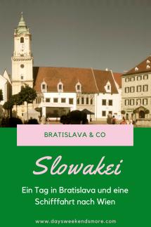 Wochenende in Bratislava und Wien - Sightseeingtipps und Unterkünfte (2)