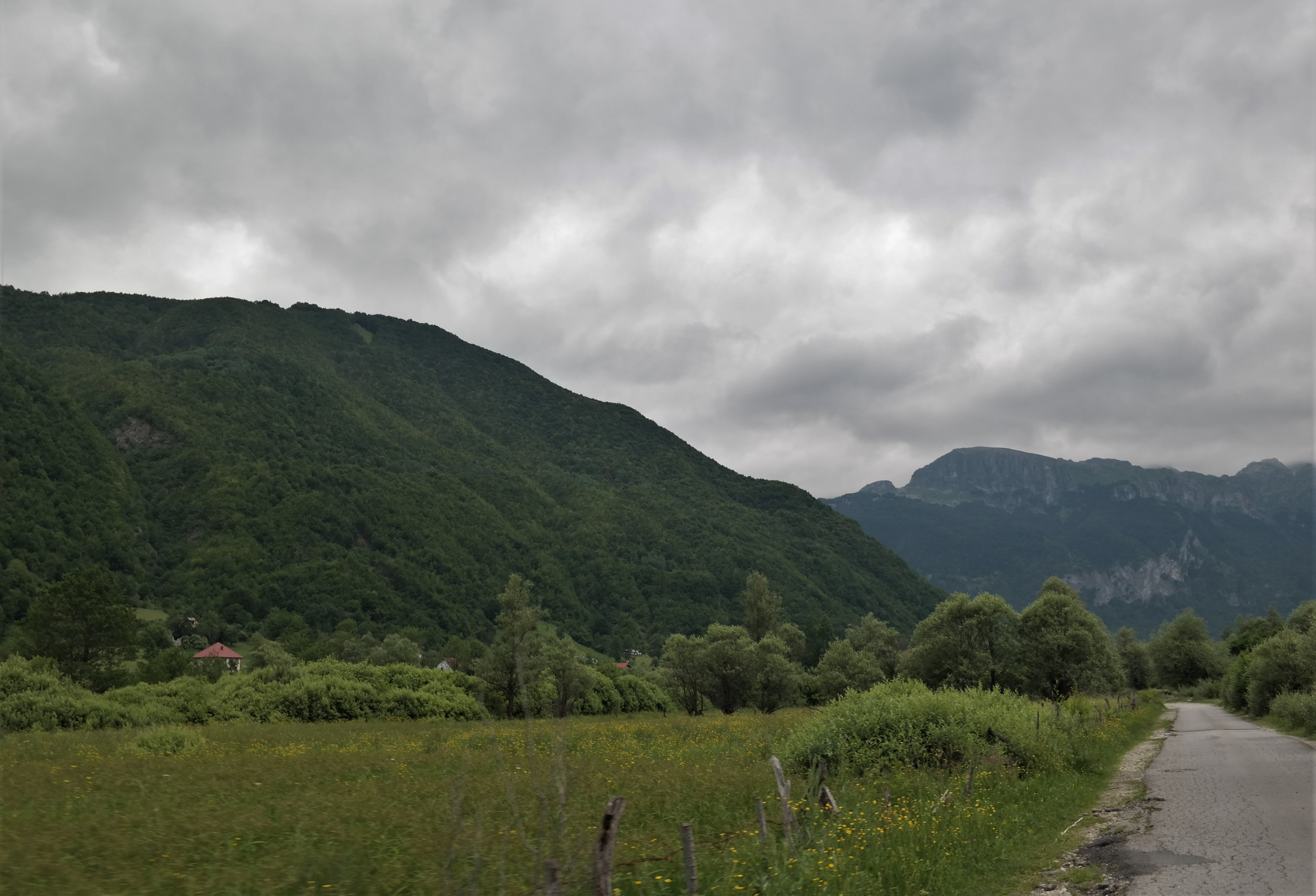 Ropojana Tal - Prokletije Nationalpark