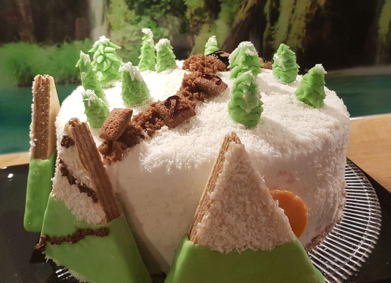 Eva's Geburtstags-Torte