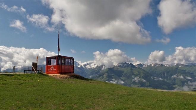 Auf der Schmittenhöhe