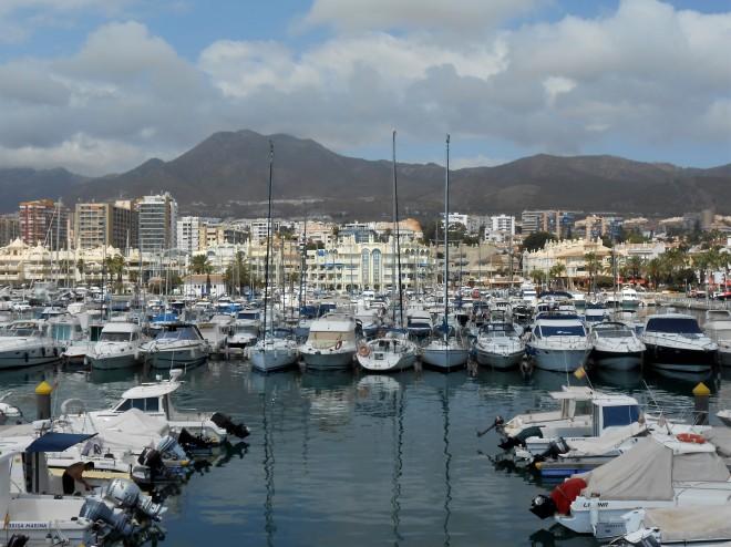 Yachthafen von Benalmádena