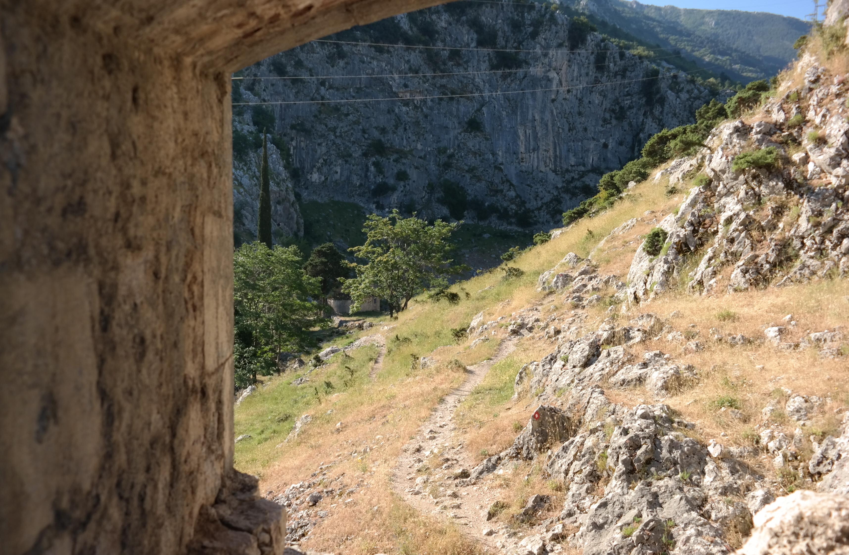 Wanderung auf die Festung von Kotor