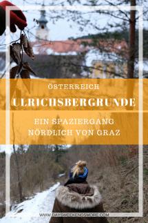 Ein ganz gemütlicher Wald Spaziergang in Rein. Gleich nördlich von Graz.