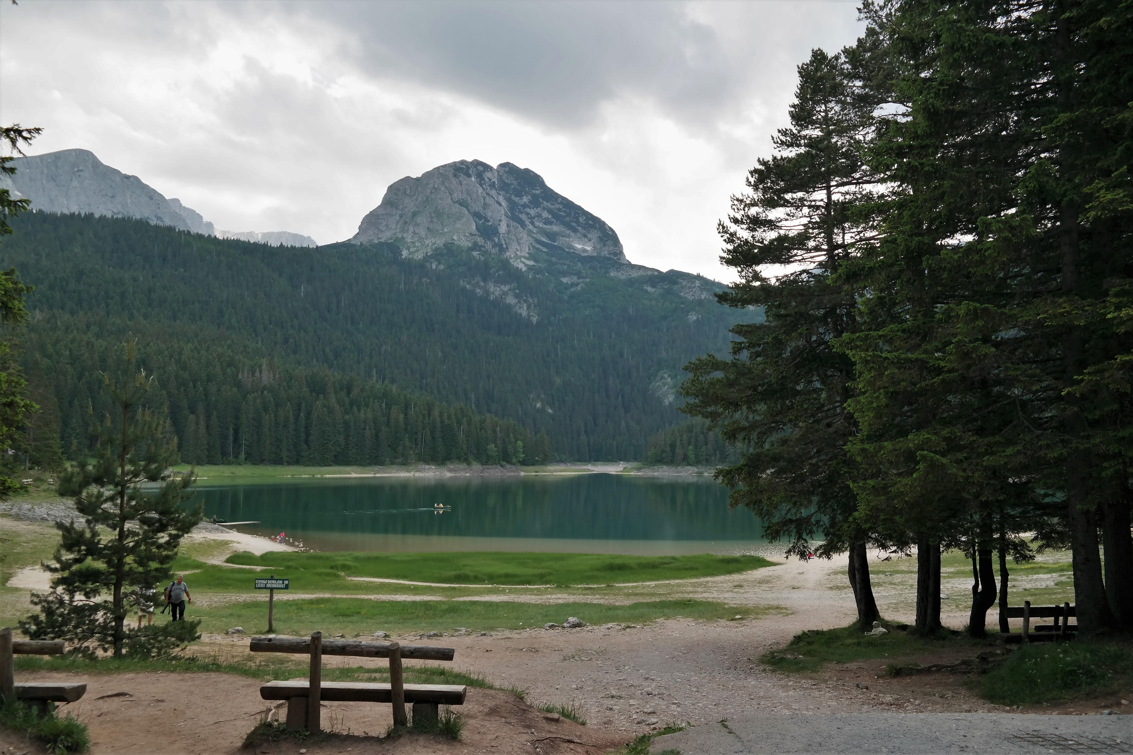 Wanderung zum Crno Jezero im Durmitor Nationalpark, Schwarzer See Montenegro