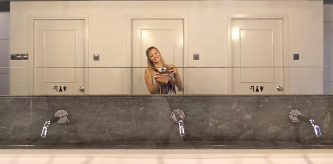 Badezimmer Kapselhotel