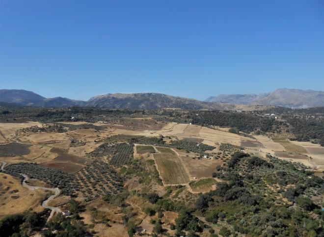 Ronda Landschaft