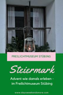 Advent im Freilichtmuseum Stübing - Advent wie damals - Tannengraß & Lebzeltstern