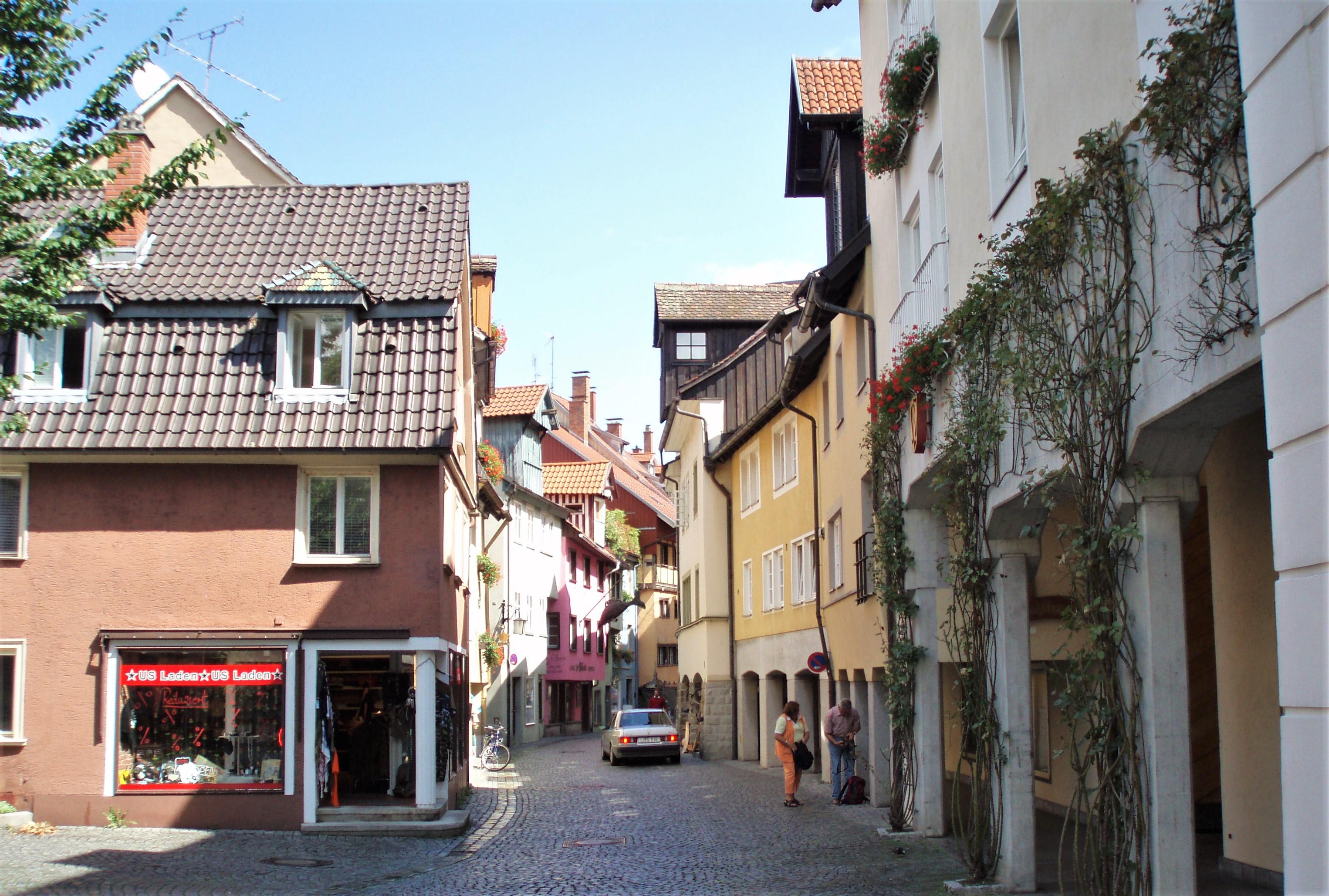 Ludwigstraße Lindau