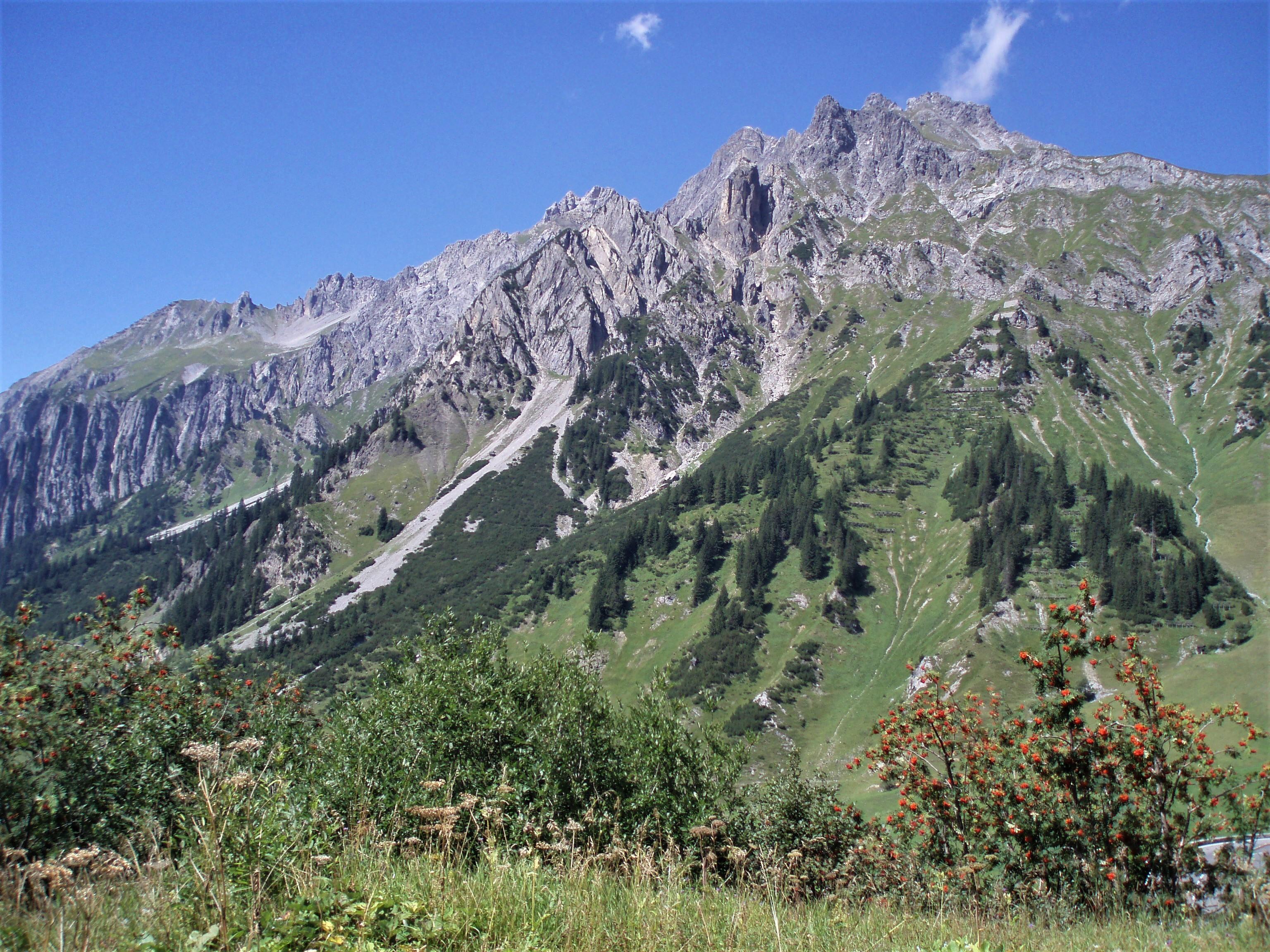 Arlbergstraße Österreich