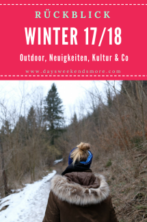 Der Winter 20172018 auf Days Weekends & More - Yoga, Outdoor & neues Blogthema