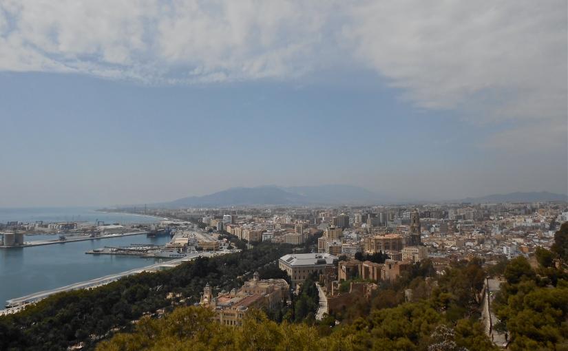 Málaga Andalusien