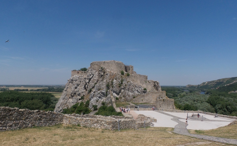 Ausflugstipp Burg Devín – Burgruine zwischen Wien undBratislava