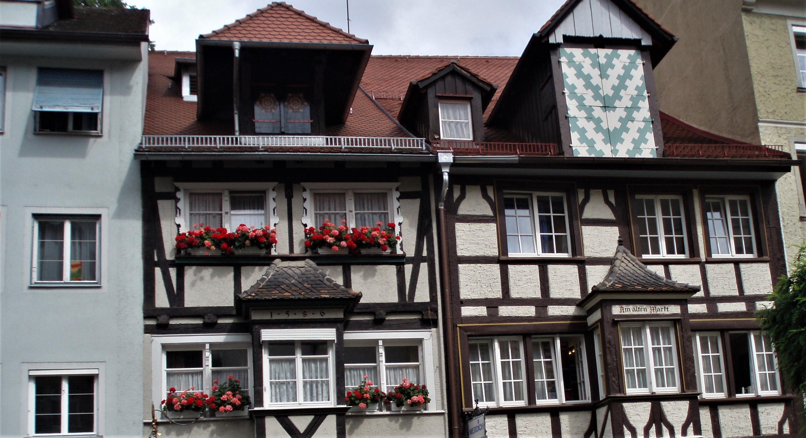 Häuser in Lindau