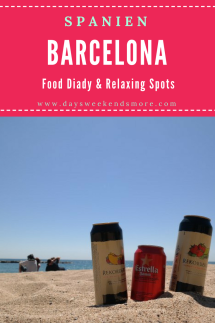 9 Highlights in Barcelona - Food Diary & Relaxing Spots