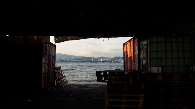 Instagram Pier Hongkong