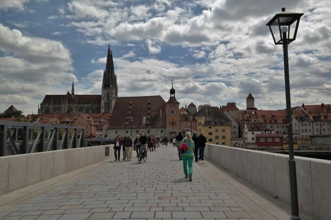 Regensburg Zwischenstopp