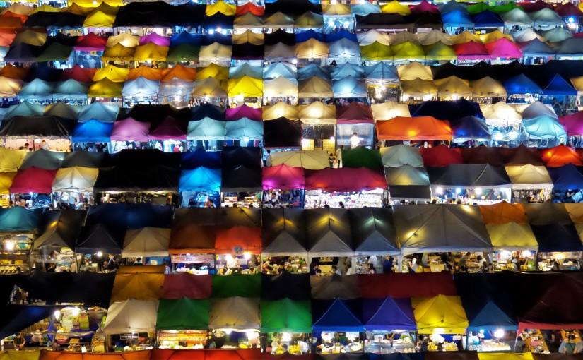 Bangkok Zusatzprogramm – Essen, Nachtmarkt, Shoppen, Hotels &Co