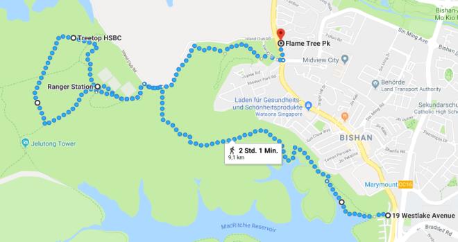 Kombi Nature Trail & TreeTop Walk