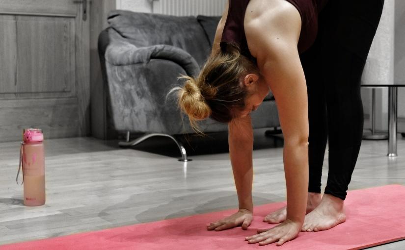 Freizeittipp für Zuhause: Yoga ausprobieren – die ersten 4Wochen