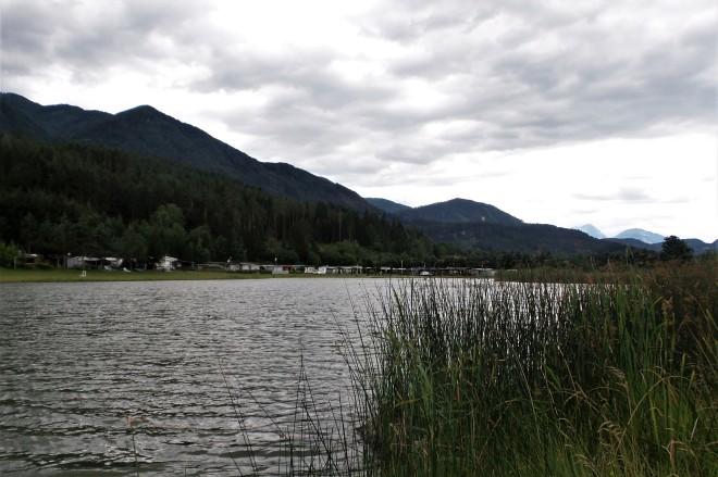 Pirkdorfer See in Südkärnten