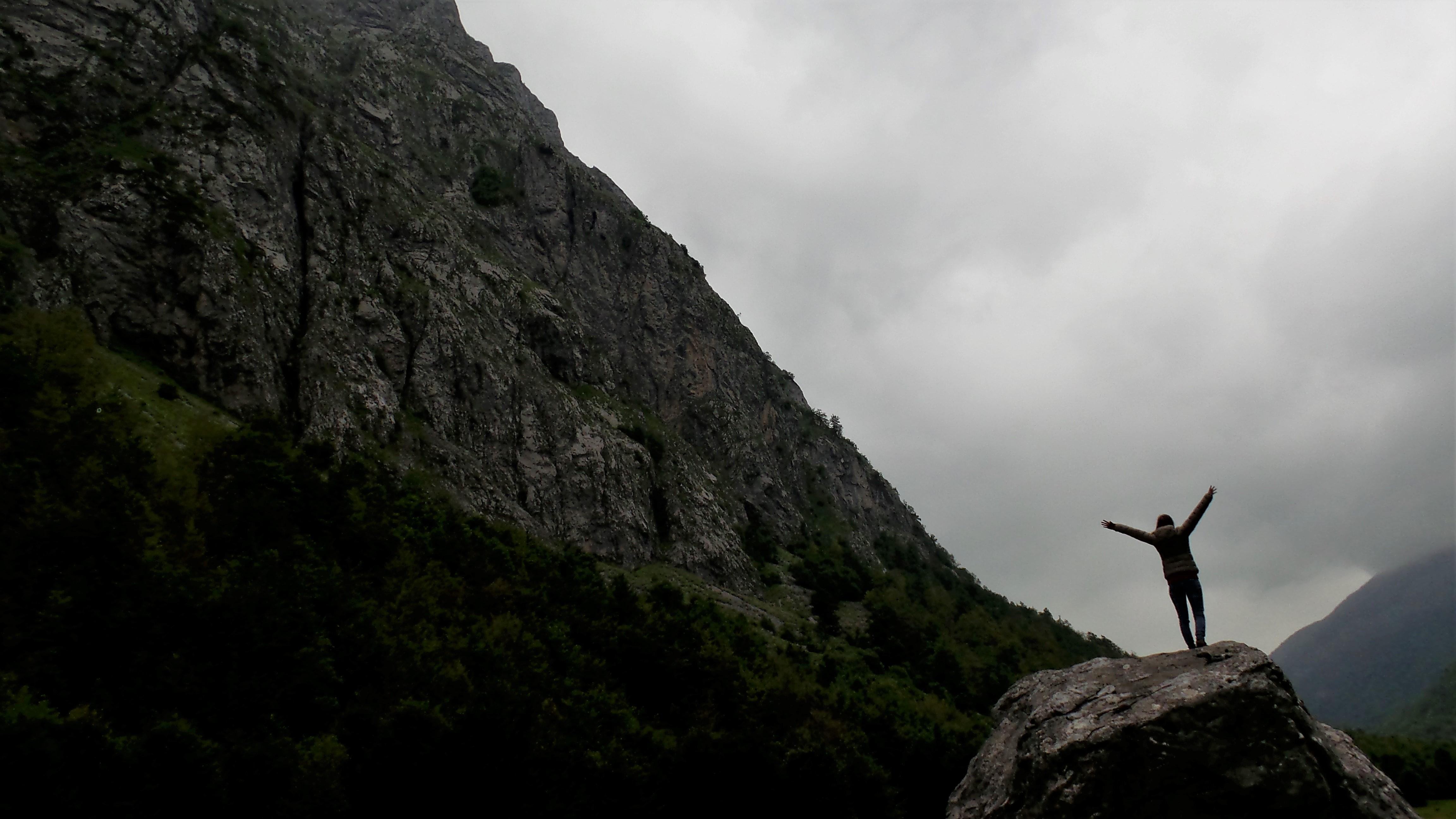 Prokletijie Nationalpark - Grebaje Tal