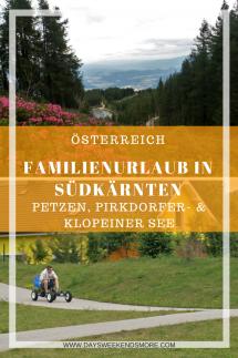 Ein Familienurlaub mit über 10 Personen in Bleiburg in Südkärnten. Leider war das Wetter nicht besonders gut, trotzdem haben wir einiges erleben können.