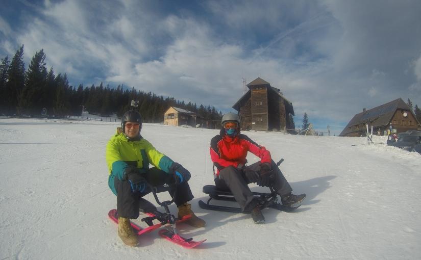 Winterausflug auf den Salzstiegl – Rodeln, Schifahren und andere Abenteuer für Groß &Klein