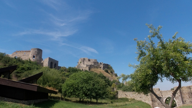 Burg Devín bei Bratislava