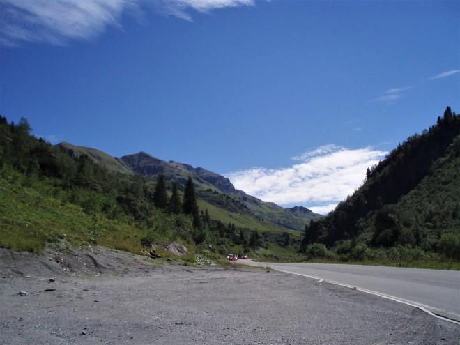 Arlbergstraße & Lechtal Straße Österreich