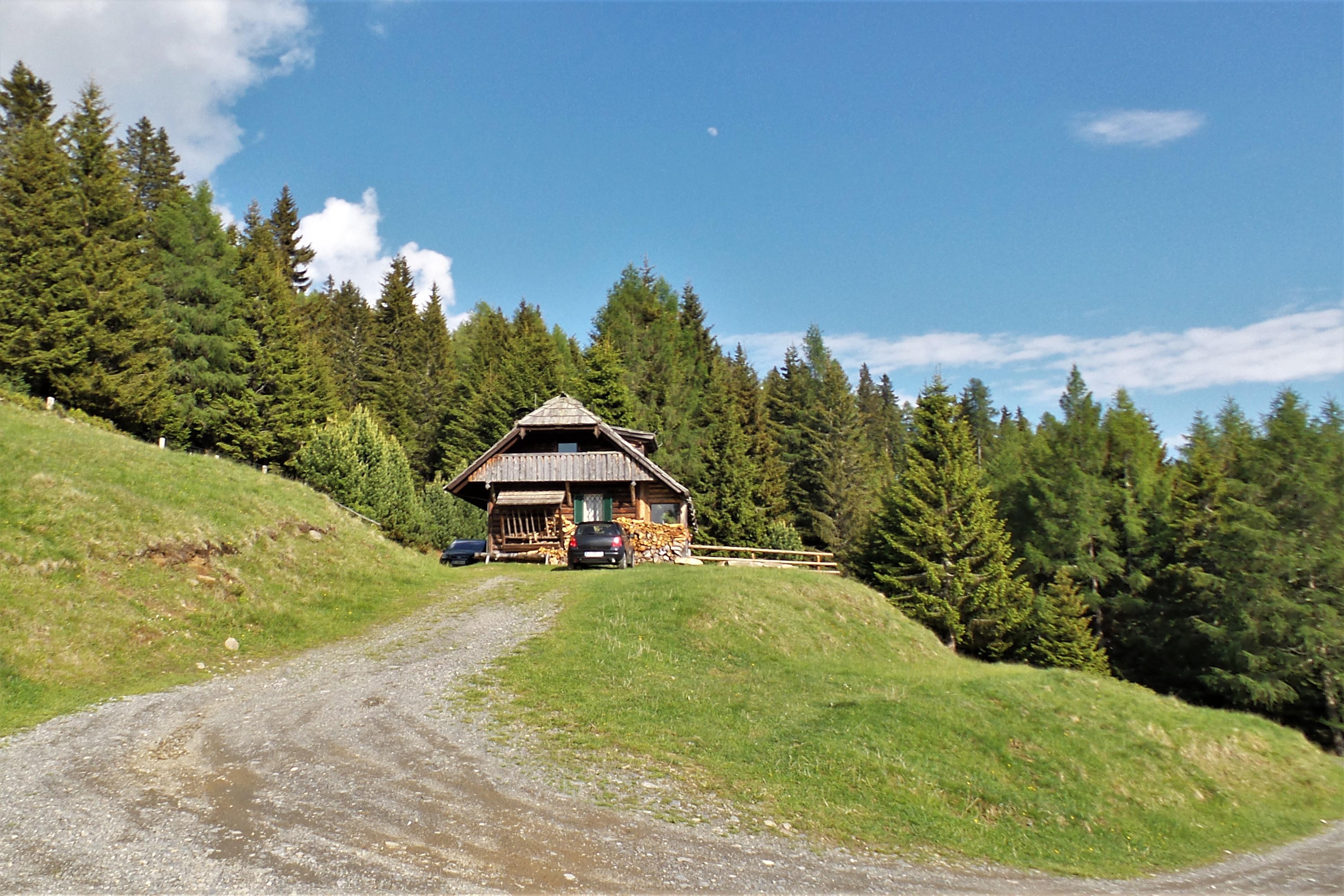 Moarbauer Hütten Mühlen Zirbitzkogel-Grebenzen