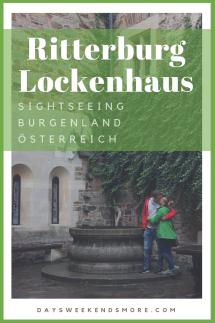 Besichtigung der Burg Lockenhaus - Sightseeing im Mittelburgenland in Österreich