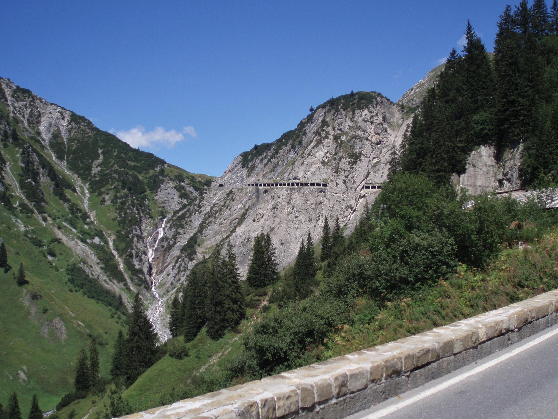 Arlbergstraße