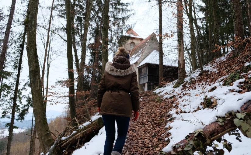Ulrichsbergrunde – Ein gemütlicher Spaziergang nördlich vonGraz