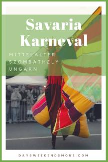 Der _Savaria Historischer Karneval_ in Szombathely in Ungarn ist ein absolutes Highlight für jeden Mittelalterfan.